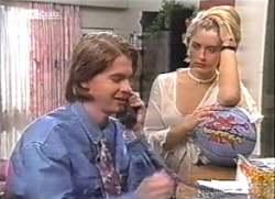 Brett Stark, Danni Stark in Neighbours Episode 2111
