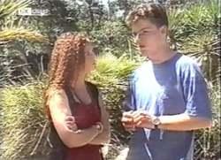 Cody Willis, Michael Martin in Neighbours Episode 2111