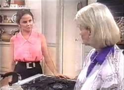 Julie Martin, Helen Daniels in Neighbours Episode 2111