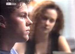 Michael Martin, Cody Willis in Neighbours Episode 2111
