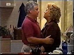 Lou Carpenter, Cheryl Stark in Neighbours Episode 2112
