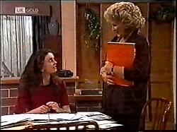 Gaby Willis, Cheryl Stark in Neighbours Episode 2112