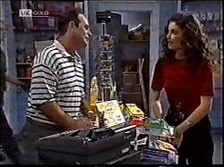 Philip Martin, Gaby Willis in Neighbours Episode 2112