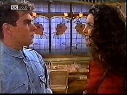 Mark Gottlieb, Gaby Willis in Neighbours Episode 2112