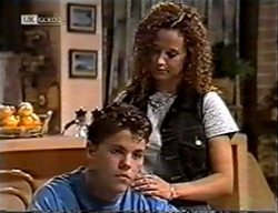 Michael Martin, Cody Willis in Neighbours Episode 2114