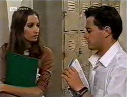 Sally Pritchard, Rick Alessi in Neighbours Episode 2121
