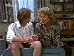Brett Stark, Cheryl Stark in Neighbours Episode 2121