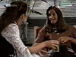 Gaby Willis, Sally Pritchard in Neighbours Episode 2121