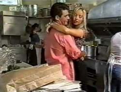 Mark Gottlieb, Annalise Hartman in Neighbours Episode 2121