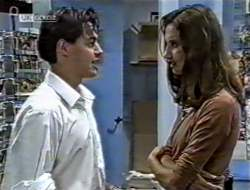 Rick Alessi, Sally Pritchard in Neighbours Episode 2121