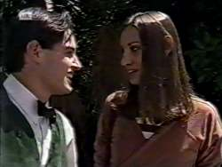 Rick Alessi, Sally Pritchard in Neighbours Episode 2122