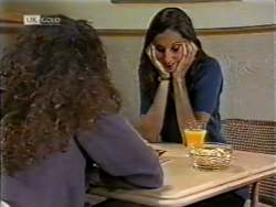 Gaby Willis, Sally Pritchard in Neighbours Episode 2122