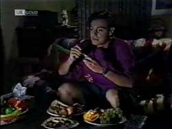 Rick Alessi in Neighbours Episode 2122