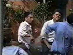 in Neighbours Episode 2123