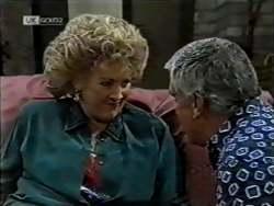 Cheryl Stark, Lou Carpenter in Neighbours Episode 2124