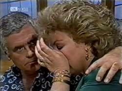 Lou Carpenter, Cheryl Stark in Neighbours Episode 2124
