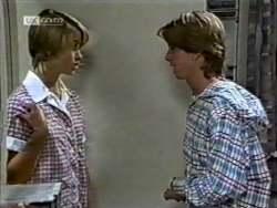 Danni Stark, Brett Stark in Neighbours Episode 2124