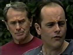 Doug Willis, Philip Martin in Neighbours Episode 2124