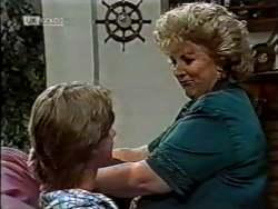 Brett Stark, Cheryl Stark in Neighbours Episode 2124