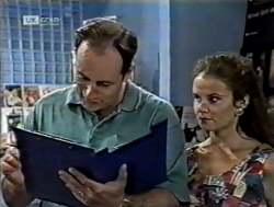 Philip Martin, Julie Martin in Neighbours Episode 2125