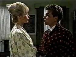 Annalise Hartman, Mark Gottlieb in Neighbours Episode 2125