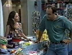 Julie Martin, Philip Martin in Neighbours Episode 2125