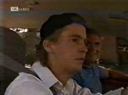 Brett Stark, Lou Carpenter in Neighbours Episode 2133