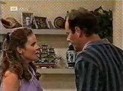 Julie Martin, Philip Martin in Neighbours Episode 2133