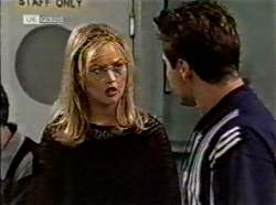 Annalise Hartman, Mark Gottlieb in Neighbours Episode 2133