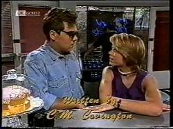 Mark Gottlieb, Danni Stark in Neighbours Episode 2134
