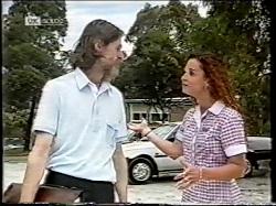 Barry Morgan, Cody Willis in Neighbours Episode 2134