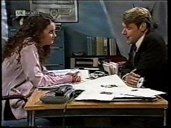 Gaby Willis, Kris Hyde in Neighbours Episode 2134