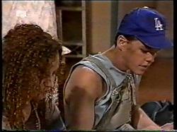 Cody Willis, Michael Martin in Neighbours Episode 2134