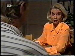 Len Mangel, Helen Daniels in Neighbours Episode 2134