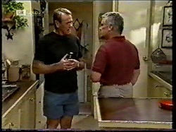 Doug Willis, Lou Carpenter in Neighbours Episode 2135