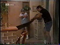 Lou Carpenter, Doug Willis in Neighbours Episode 2135