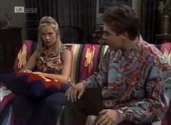 Annalise Hartman, Mark Gottlieb in Neighbours Episode 2136