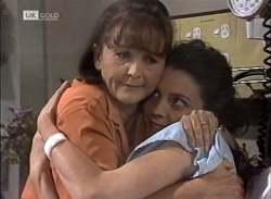 Pam Willis, Gaby Willis in Neighbours Episode 2136