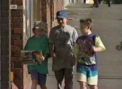 in Neighbours Episode 2136