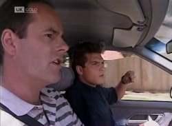 Philip Martin, Mark Gottlieb in Neighbours Episode 2136