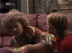 Cheryl Stark, Danni Stark in Neighbours Episode 2138