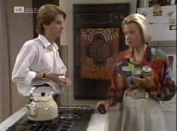 Brett Stark, Helen Daniels in Neighbours Episode 2138