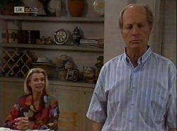 Helen Daniels, Len Mangel in Neighbours Episode 2138