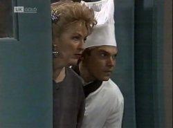 Cheryl Stark, Mark Gottlieb in Neighbours Episode 2138