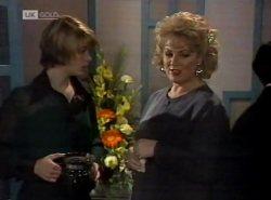Danni Stark, Cheryl Stark in Neighbours Episode 2138