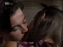 Rick Alessi, Sally Pritchard in Neighbours Episode 2138