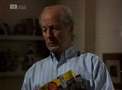 Len Mangel in Neighbours Episode 2138