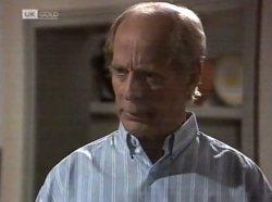 Len Mangel in Neighbours Episode 2139
