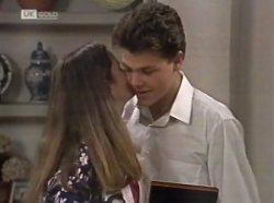 Julie Martin, Michael Martin in Neighbours Episode 2139