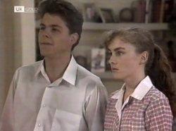 Michael Martin, Debbie Martin in Neighbours Episode 2139